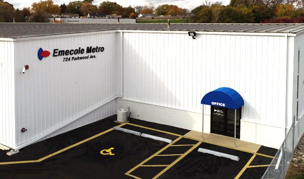 New Emecole Metro Building, Romeoville IL
