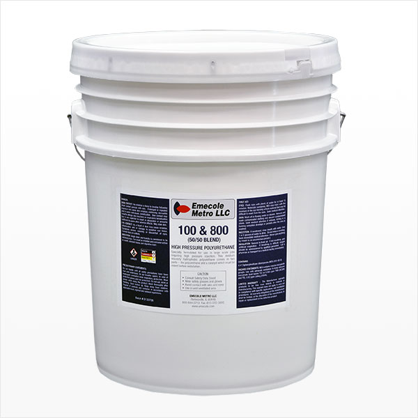 Foundation Crack Repair High Pressure Injection Polyurethane Two Component