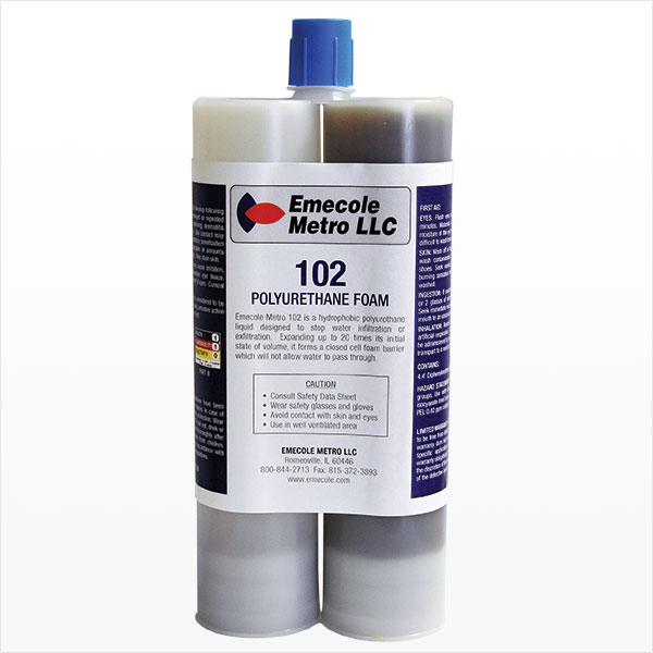 102 Premium Foundation Crack Repair Polyurethane Injection Material
