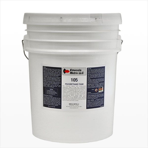 Emecole Metro 105 Original High Pressure Injection Polyurethane