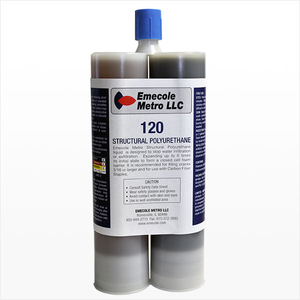 Structural Polyurethane for Cracks and Pipe Penetrations