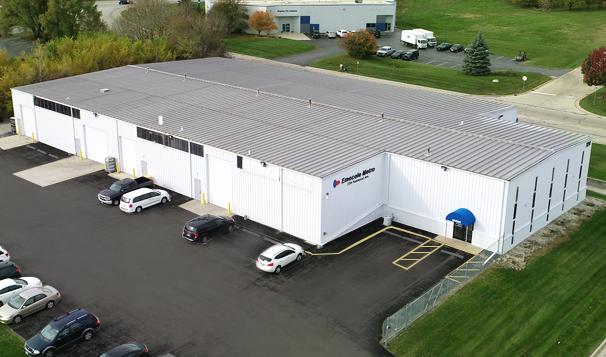Emecole Metro Headquarters - Romeoville, IL