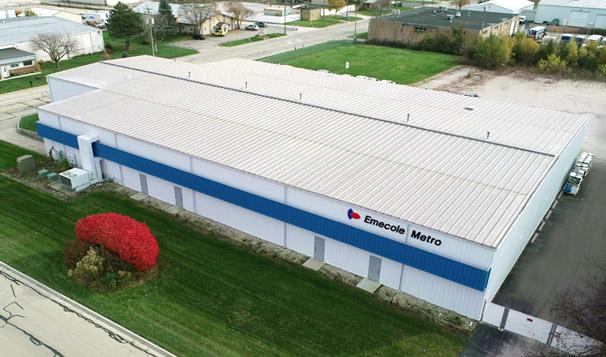 Emecole Metro Headquarters, Romeoville, IL