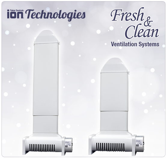 Ion Technologies Fresh & Clean Ventilation Systems