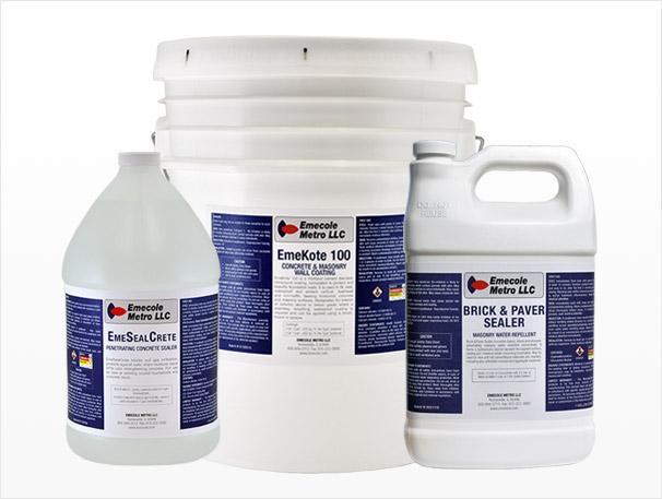 Concrete Moisture Control Sealants