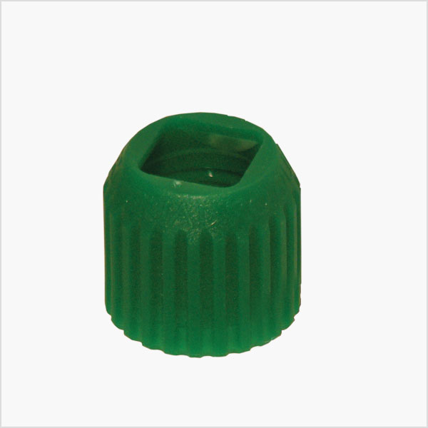 Carbon Fiber Staple Installation Green Turbo Retaining Nut