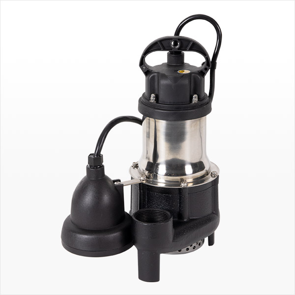 1/3 HP BA33i Sump Pump with Ion Digital Level Control Switch
