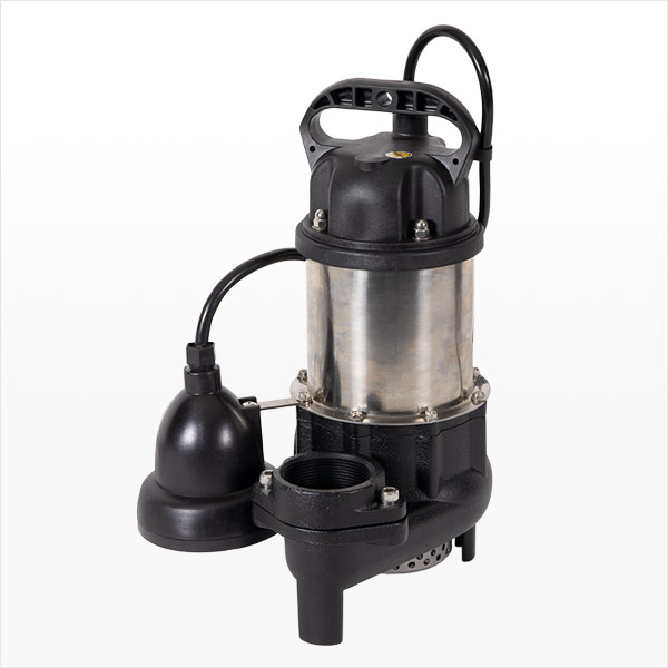 1/2 HP BA50i Sump Pump with Ion Digital Level Control Switch