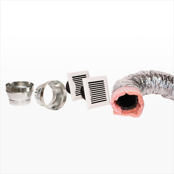 Aprilaire Living Space Duct Kit