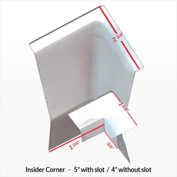 Baseboard Accessory Inside Corner
