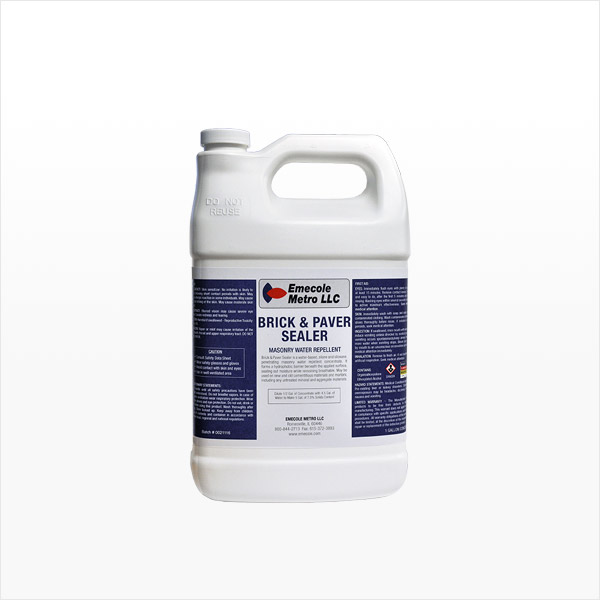 1 Gal. Water Repellent Solution for Concrete and Masonry Surfaces
