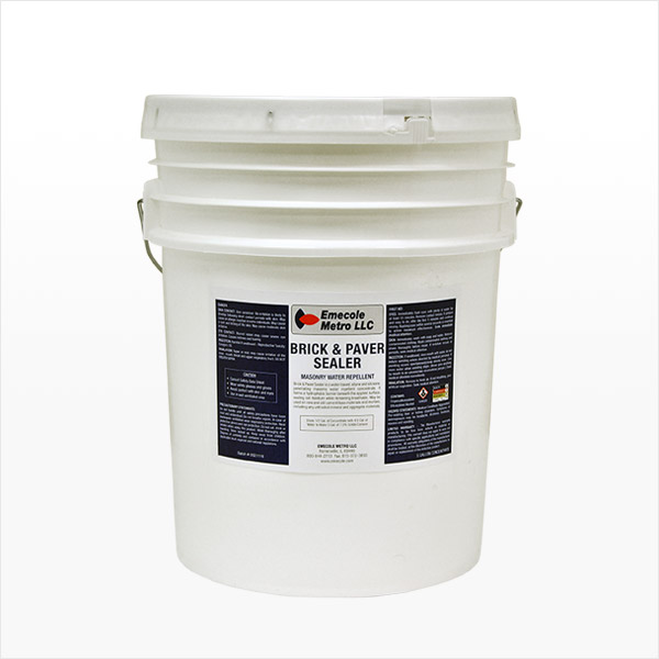 5 Gal. Water Repellant Solution for Masonry and Concrete