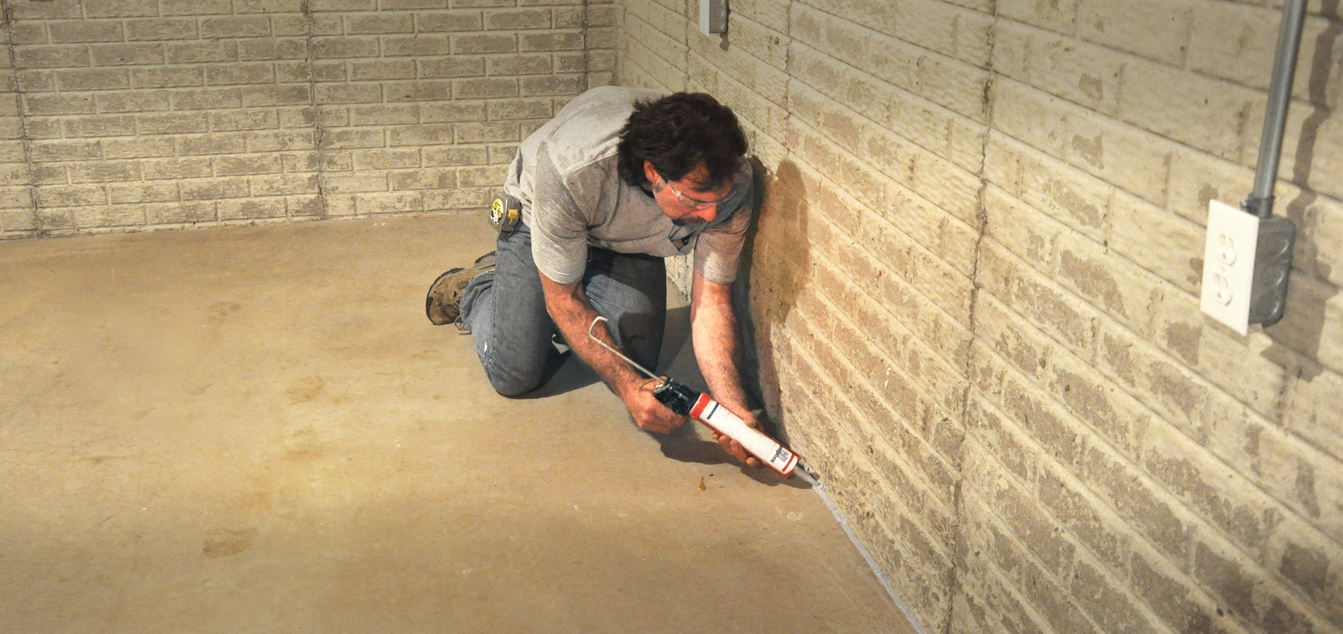 DIY Basement Repair and Moisture Control Products
