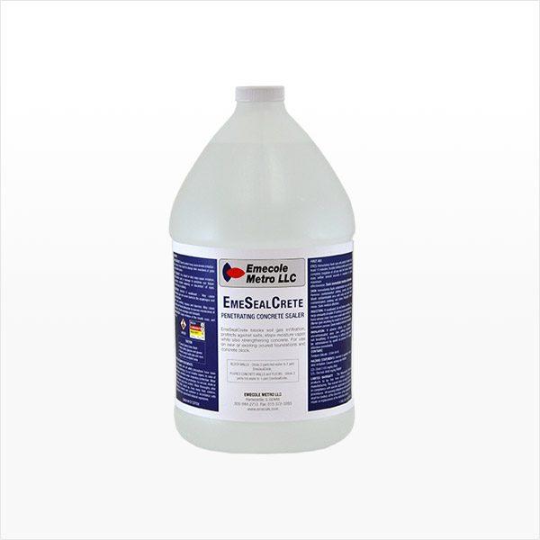 Sodium Silicate Concrete Sealer