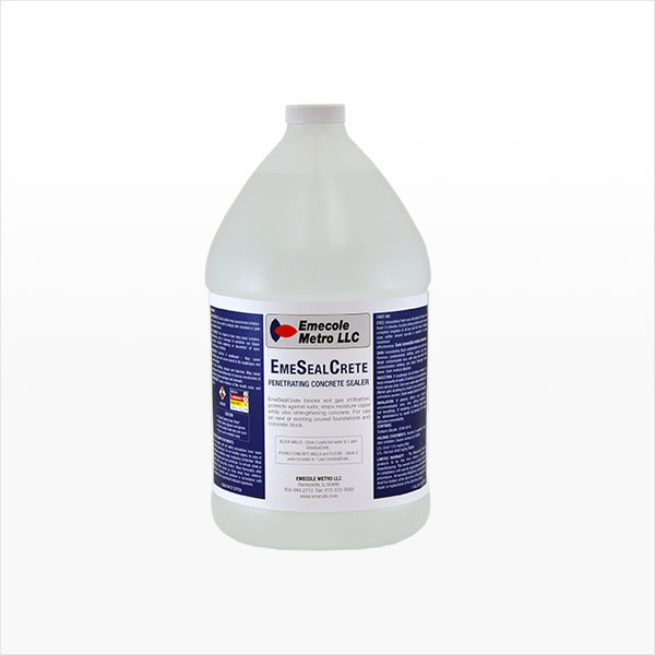 Sodium Silicate Concrete Sealer