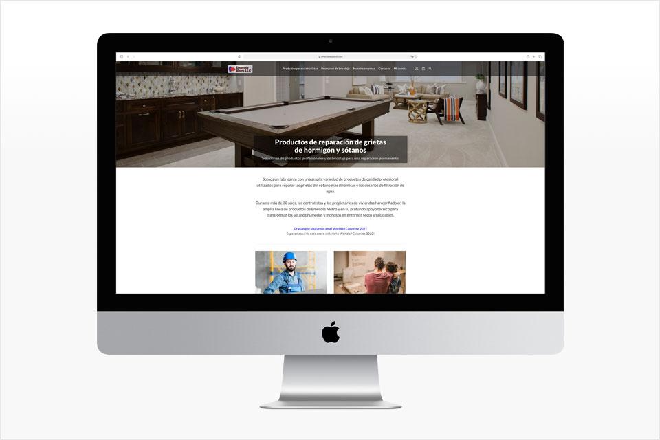 Emecole Metro Spanish-Language Website