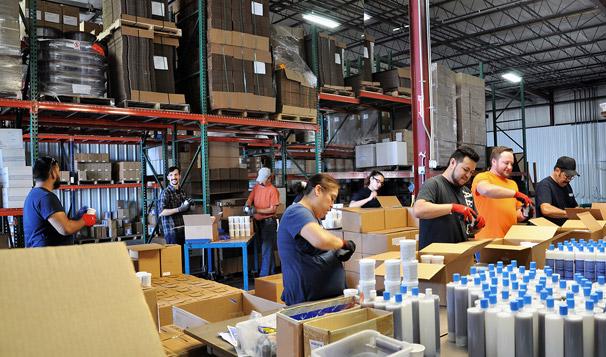 Emecole Metro Warehouse Crew