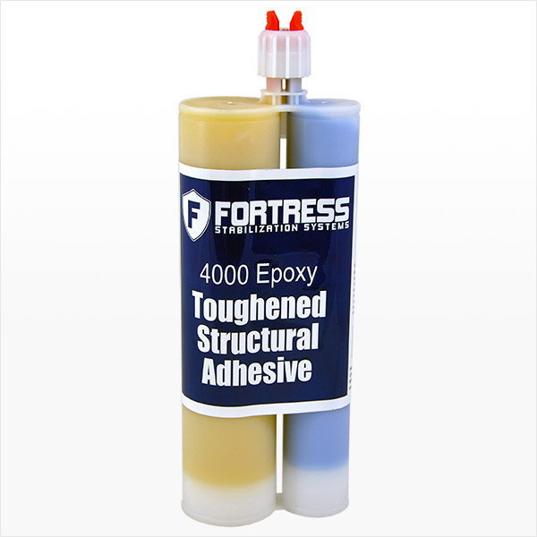 Epoxy Adhesive for Bonding of Carbon Fiber Kevlar Straps