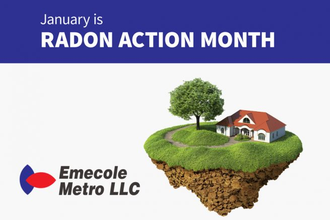January Radon Action Month