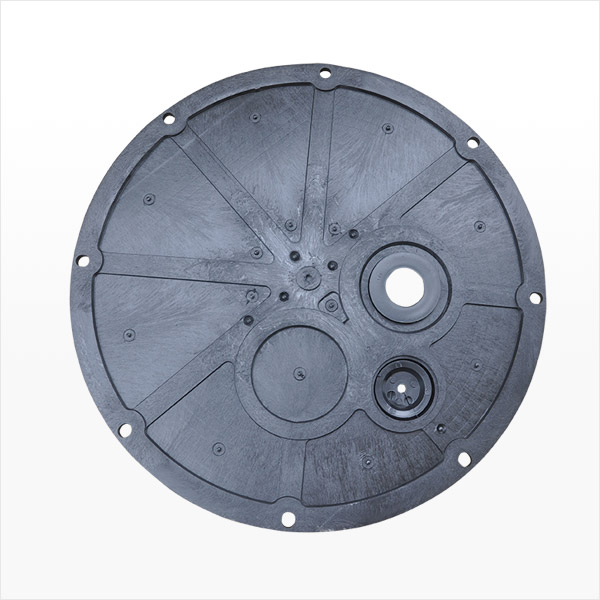 Round Sump Pit Lid, Sealed
