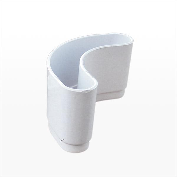 Versa-Drain Corner Flush-Out Extension